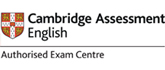 Cambridge English Language Assessment - Authorised Centre