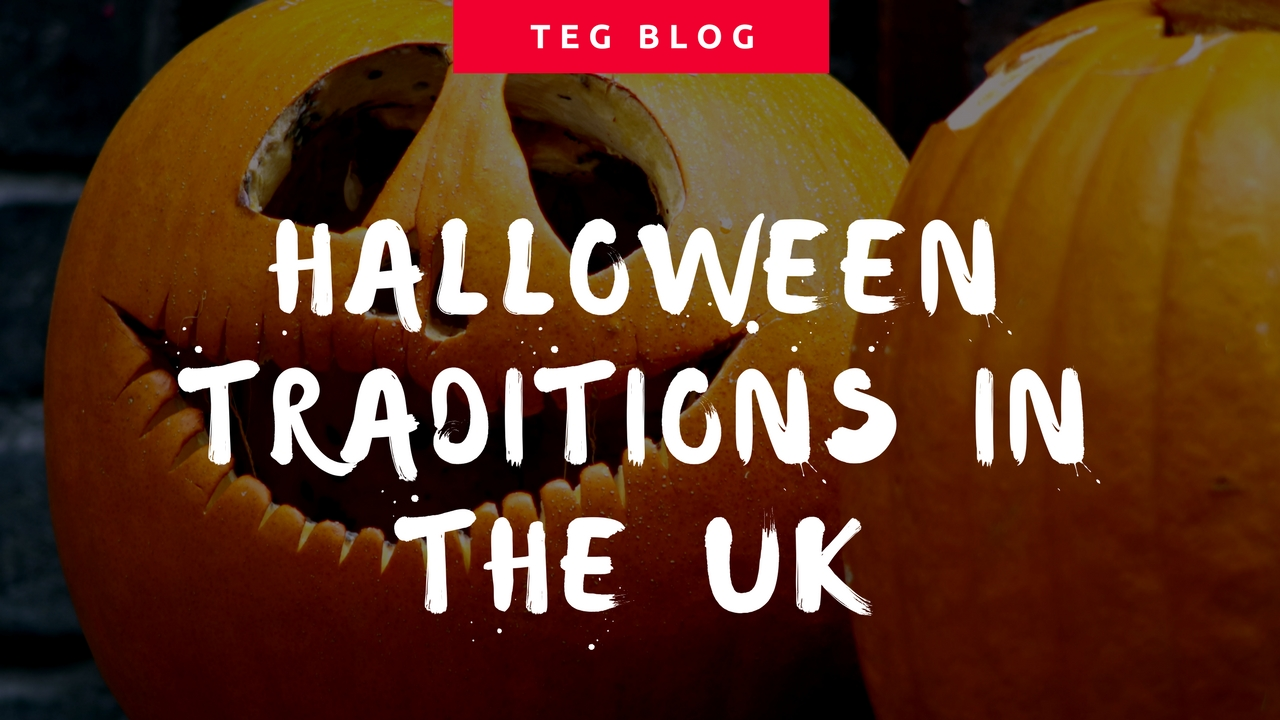 Halloween in the uk