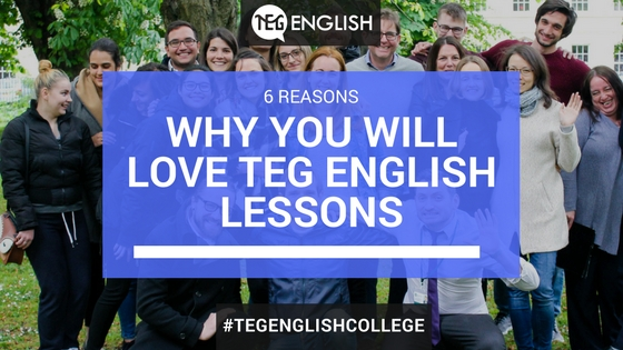 TEG English Lessons