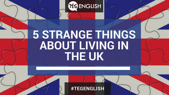 5 Strange things about the UK